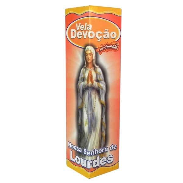 Vela de Proteção Nossa Senhora de Lourdes