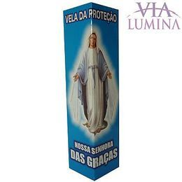 Vela de Proteção Nossa Senhora das Graças