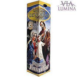 Vela de Proteção Sagrada Familia