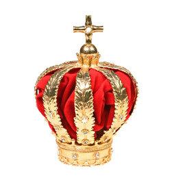 Coroa Folheada p/ Imagem de 40cm