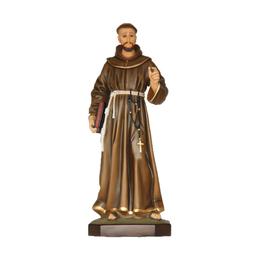 São Francisco de Assis - Resina - 105cm