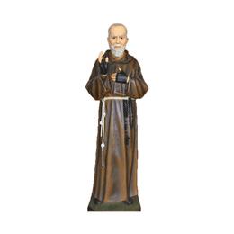 Padre Pio - Resina - 105cm