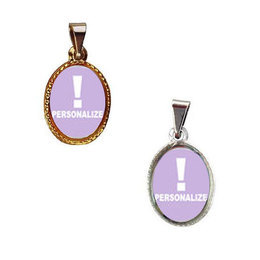 Medalha Pequena Personalizada (Pacote c/ 50 unids.)