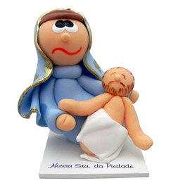 Nossa Senhora da Piedade - Biscuit