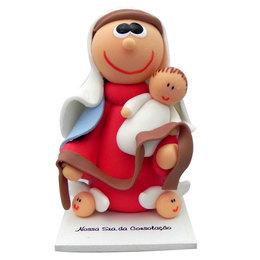 Nossa Senhora da Consolação - Biscuit