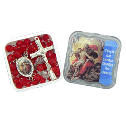 Terço das Santas Chagas de Jesus