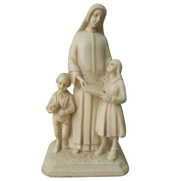 Imagem de Santa Paula Frassinetti em Resina de 10cm