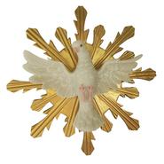 Divino Espírito Santo para Parede - Resina - 20cm