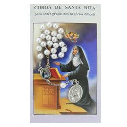 Terço Coroa de Santa Rita