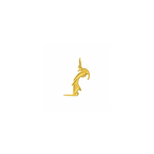 Pingente de Nossa Senhora em Ouro