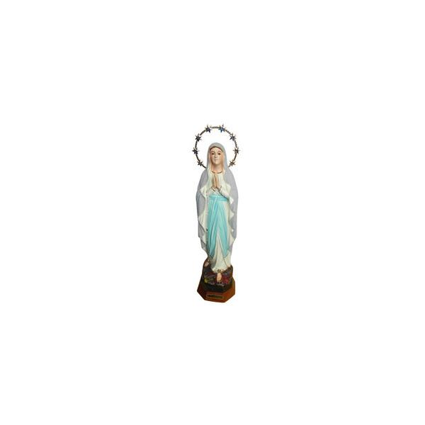 Nossa Senhora de Lourdes Muda de Cor - 37cm