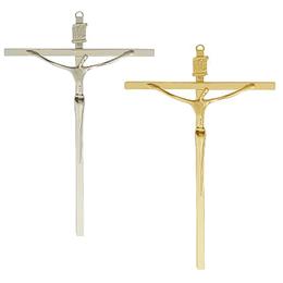 Crucifixo de Parede Estilizado - Chato