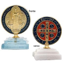 Medalha de São Bento com Base
