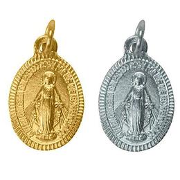 Medalha Milagrosa Nossa Senhora das Graças - 1,7cm