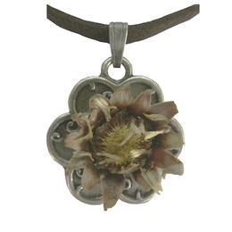Pingente Rosa de Belém - Flor Mini