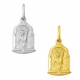Medalha de São Sebastião em Ouro - Capela