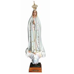 Imagem de Nossa Senhora de Fátima Importada e Clássica