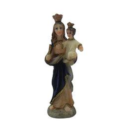 Imagem de Nossa Senhora Auxiliadora em Resina de 7,7cm