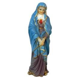 Imagem de Nossa Senhora das Dores em Resina de 10,5cm