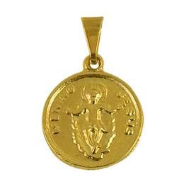 Medalha do Menino Jesus - Dourada