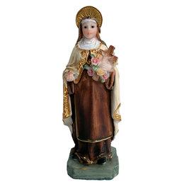 Santa Terezinha - Resina - 12cm