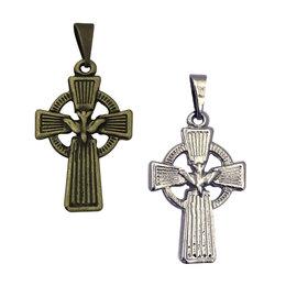 Pingente Cruz do Divino Espírito Santo
