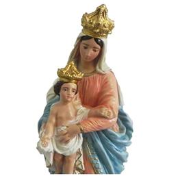 Nossa Senhora das Vitórias - Gesso - 60cm