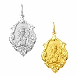 Medalha de São João em Ouro