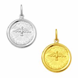 Medalha em Ouro do Divino Espírito Santo - Redonda
