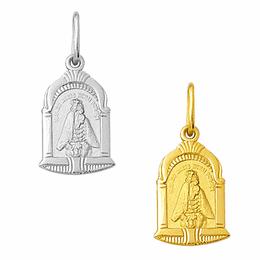 Medalha de Nossa Senhora do Rócio em Ouro - Capela