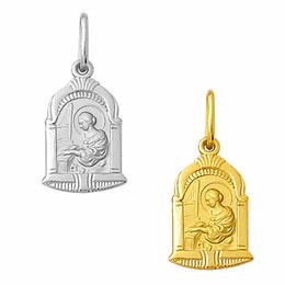 Medalha em Ouro de Santa Cecília - Capela