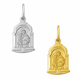Medalha em Ouro de Santo Antônio - Capela