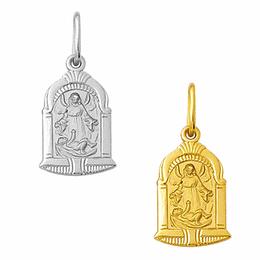 Medalha em Ouro do Anjo da Guarda - Capela