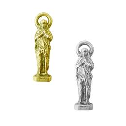 Imagem de bolso Santo Onofre - Metal - 2,7cm
