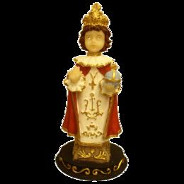 Menino Jesus de Praga - Resina - 15cm