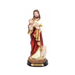 Jesus Bom Pastor - Resina - 21,5cm