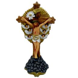 Imagem de Nosso Senhor do Bonfim em Resina de 24,5cm