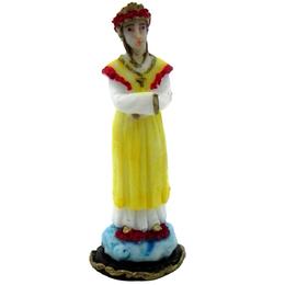 Imagem de Nossa Senhora da Salete em Resina de 7,7cm