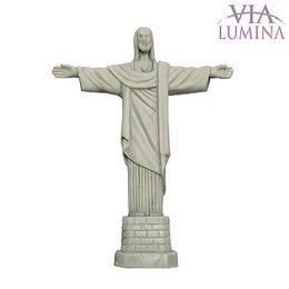 Imagem do Cristo Redentor em Resina de 17cm