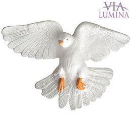 Divino Espírito Santo para Parede - Resina - 27cm