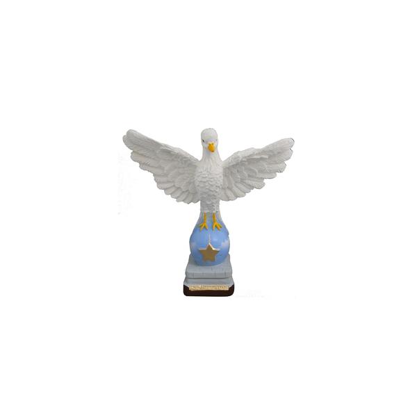 Divino Espírito Santo - Gesso - 21,6 cm