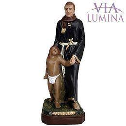 Imagem do Padre Anchieta em Gesso ou Resina de 30cm