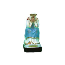 Nossa Senhora da Salete (Chorando) - Gesso ou Resina - 19cm