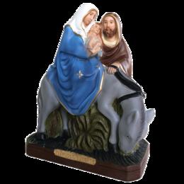 Nossa Senhora do Desterro - Gesso ou Resina - 20cm