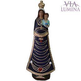 Nossa Senhora do Loreto - Gesso ou Resina - 40cm