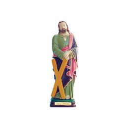 Santo André - Gesso ou Resina - 30cm