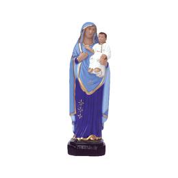 Nossa Senhora das Neves - Gesso ou Resina - 30cm