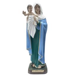 Nossa Senhora dos Apóstolos - Gesso ou Resina - 30cm