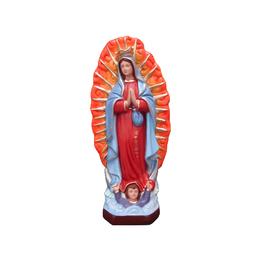 Nossa Senhora do Guadalupe - Gesso ou Resina - 25cm