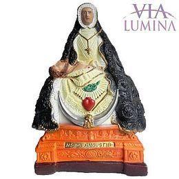 Nossa Senhora das Angústias - Gesso ou Resina - 27cm